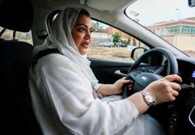 SAUDI WOMEN'S DRIVING SCHOOL – Review by Leslie Combemale
