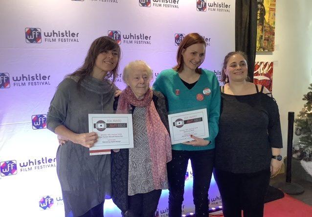 AWFJ EDA Awards @ Whistler Film Festival 2019: The Winners – Jennifer Merin reports