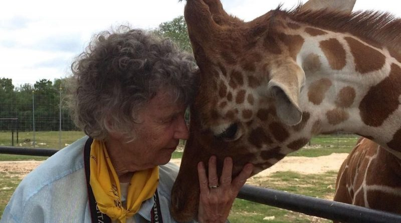 MOVIE OF THE WEEK: January 10, 2020: THE WOMAN WHO LOVES GIRAFFES