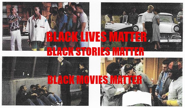 MOVIE OF THE WEEK June 12, 2020: BLACK STORIES MATTER