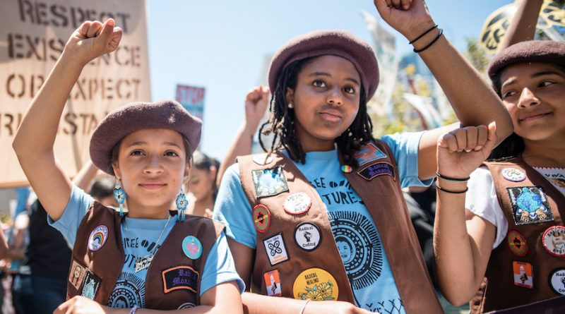 MOVIE OF THE WEEK July 24, 2020: WE ARE THE RADICAL MONARCHS