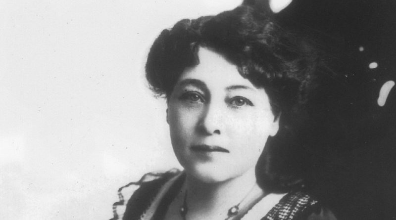 SPOTLGHT March 2021: Alice Guy-Blaché, Pioneering Filmmaker, Studio Founder and Iconic Cinema Influencer