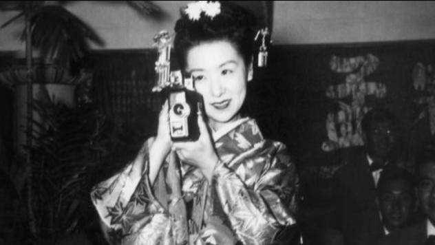 SPOTLIGHT October 2021: Kinuyo Tanaka, Japanese Golden Age Actor, Director, and Lumière Honoree